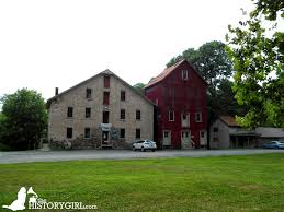 Grain Silo Homes by A Trip To The Prallsville Mills Along The Mighty Delaware The