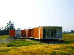 from the home front new twists on shipping container homes