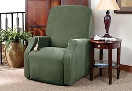 recliner slipcovers sure fit home decor
