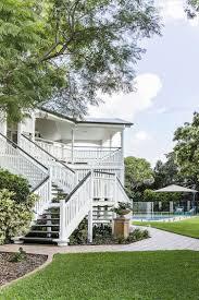 a hamptons style queenslander weatherboard house pinterest