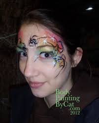 bewilderwood face paint u2013 body painting by cat