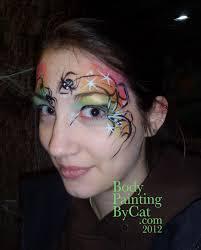 bewilderwood halloween cute spooky facepaints u2013 body painting by cat