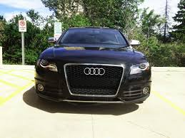 audi rs4 grill rs4 grill installed