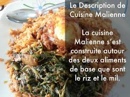 cuisine malienne la cuisine de mali by gibson