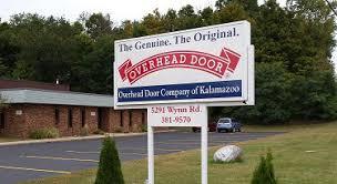 Overhead Door Kalamazoo About Overhead Door Company Of Kalamazoo Michigan