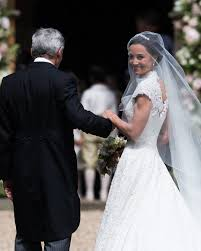 first look at pictures from the aristocratic wedding of pippa