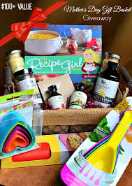 Mother S Day Gift Basket Mother U0027s Day Gift Basket Giveaway Will Cook For Smiles