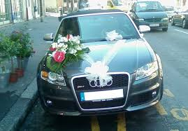 dã corer voiture mariage wedding planner comment décorer une voiture de mariage