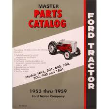 master parts catalog 1953 64 dennis carpenter ford restoration parts