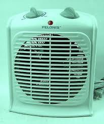 pelonis fan with remote pelonis fan forced heater model no hf 0020t w1 21 07