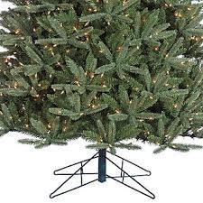 donner blitzen incorporated 9 pre lit montana fir tree with