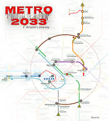 the metro map map of artyom s journey in the metro 2033 novel album on imgur