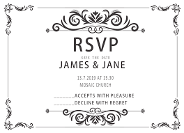 Party Invitations With Rsvp Cards Invitation Printing Paper Promotion Shop For Promotional