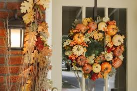 Pottery Barn Fall Decor - our fall front porch featuring pottery barn u2014 the property lovers