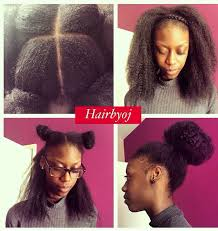 crochet styles with marley hair shoulder length knotless 4 way part vixen crochet braids with
