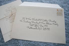 wedding invitations envelopes wedding invitations envelopes type