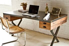 cool home office desks minimalist home office writing desk in desks walter n writers bloc