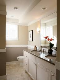 Ideas To Remodel A Bathroom Colors Cream And Grey Bathroom Color Painting Ideas Grey Colour Above