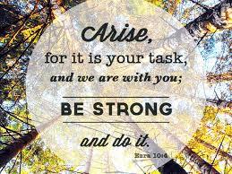 arise task putting