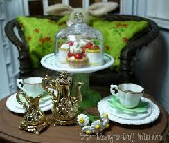 bunny tea set inside the craft room mr bunny tea party