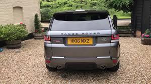 range rover sport lease range rover sport sdv6 306 hse stealth black pack ftc leasing
