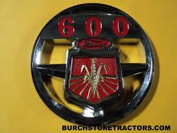 new ford tractor emblem for 600 620 630 640 650 660