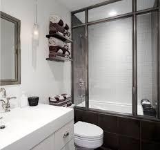 Bathroom Black And White Bathroom by Small Bathroom Interior Space Optimization Ideas U0026 Layout Photos