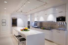 Kitchen Lighting Layout Galley Kitchen Lighting U2013 Home Design And Decorating