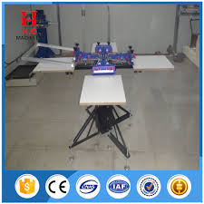 Diy Screen Print India by 4 Color 4 Station T Shirt Screen Printing Machine 4 Color 4