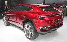 lamborghini urus lamborghini urus suv will make 650 hp from twin turbo v 8 photo