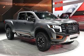 nissan titan detroit auto show 2016 detroit auto show nissan titan warrior concept cars wallpaper