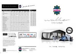Walker Caravan Awnings Walker 2012 Awning Collectiom By Laura Skene Issuu