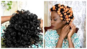 cold wave rods hair styles perm cold wave rod set to moisturize maintain straight 4c