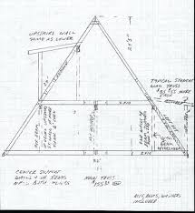 a frame building plans simple a frame house plans a frame house builders building a