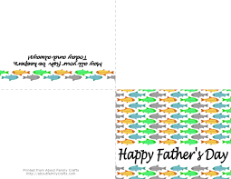 5 printable father u0027s day cards u2013 about family crafts