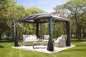 Steel Pergola Kits Sale by 34 Metal Gazebo Ideas To Enhance Your Yard And Garden With Style
