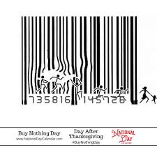 buy nothing day day after thanksgiving national day calendar