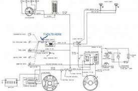mf 135 w z 145 gas engine wiring diagram tractorshedcom massey