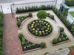 front garden design semi detached the no grass small ideas