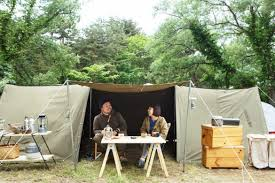 Camp Style Camp アウトドアファッションのgo Out Web