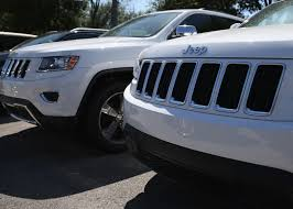 chrysler car ford fiat chrysler producing more suvs and cutting smaller car