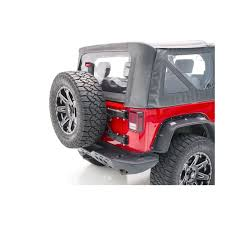 jeep tire carrier aries 2563000 heavy duty swing away spare tire carrier for 07 18