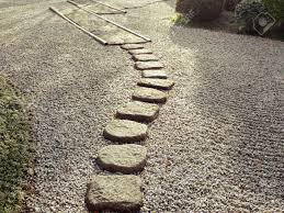stone path in japanese zen garden stock photo picture and royalty