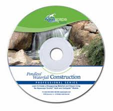 aquascapes of ct aquascapes of ct llc pondless waterfall construction dvd pondless