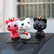 2pcs lot newest sale creative doll car ornaments