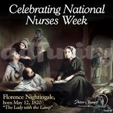 Happy Nurses Week Meme - celebrating national nurses week facebook adfinity