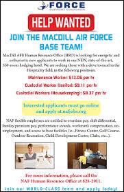 6th fss macdill afb employment