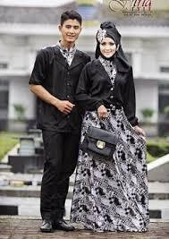 desain baju batik untuk acara resmi model baju batik couple terbaru tahun ini fiani busana