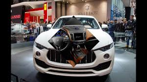 suv maserati new suv 2018 maserati levante gts youtube