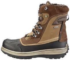 Duck Boots Mens Fashion Amazon Com Ecco Men U0027s Roxton Gtx High Boot Black Navajo Brown